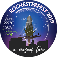 Rochesterfest Button